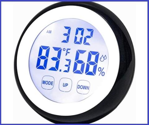 Termometro umidità temperatura