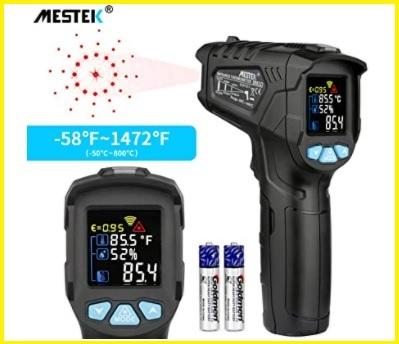Termometro con infrarossi regolabile