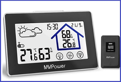 Termometro per ambienti esterni