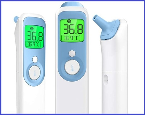Termometro bambini infrarossi
