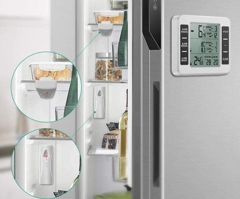 Termometro per congelatore wireless