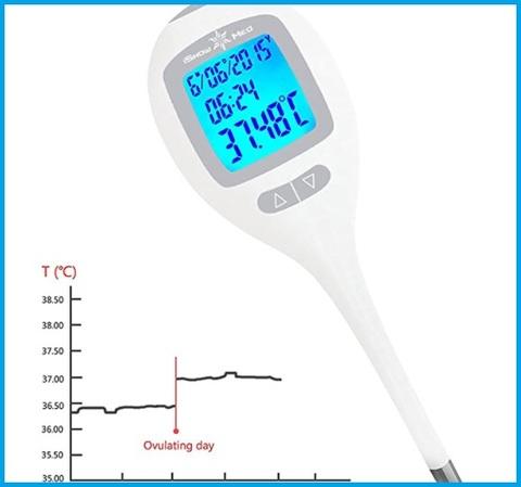 Termometro basale digitale