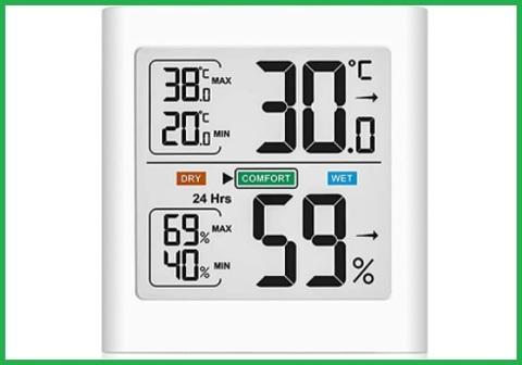Termometro igrometro wifi