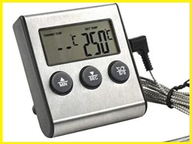 Termometro da microonde digitale