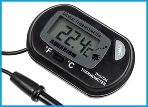 Termometro acquario digitale