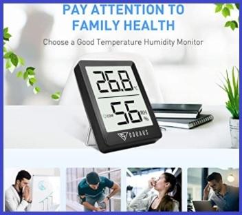 Termometro da esterno digitale