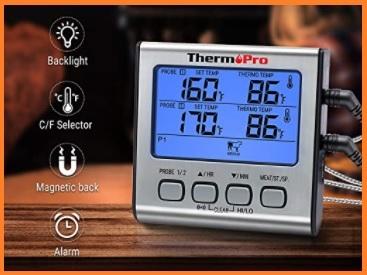 Termometro per forno elettrico