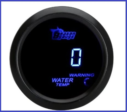 Termometro radiatore auto