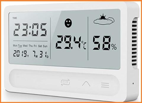 Termometro Umidità Lcd