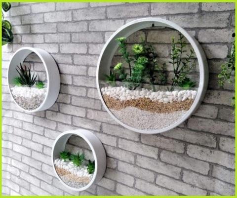 Terrari da parete moderni
