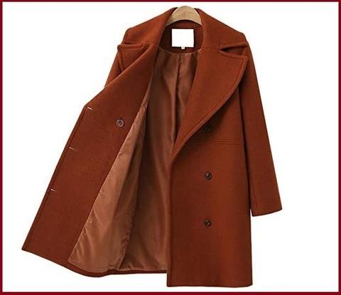 Cappotti donna invernali eleganti lunghi