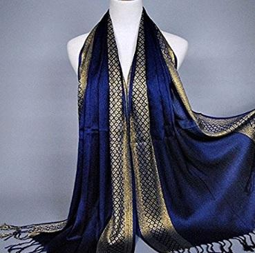 Foulard Scialle Da Donna Elegante E Alla Moda