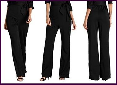 Pantaloni eleganti taglie forti