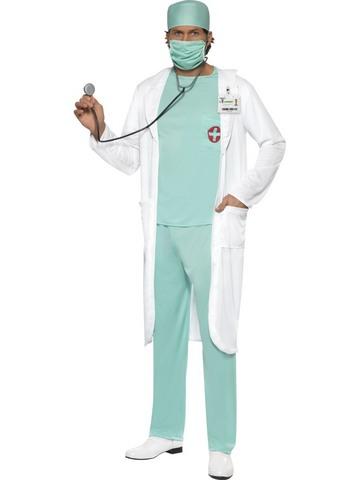 Costume dottore taglia l
