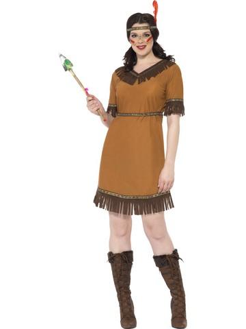 Costume indiana taglia m
