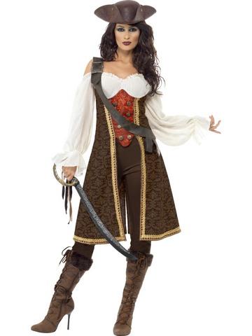 Costume piratessa dei caraibi taglia m