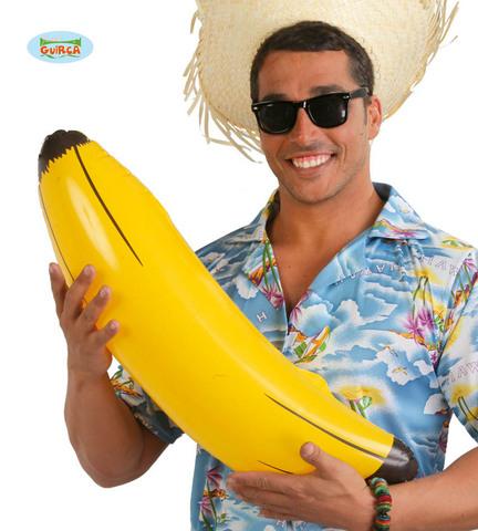 Accessorio banana gonfiabile