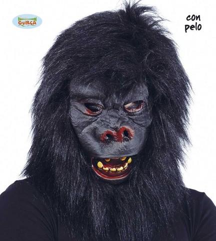 Maschera gorilla jungla