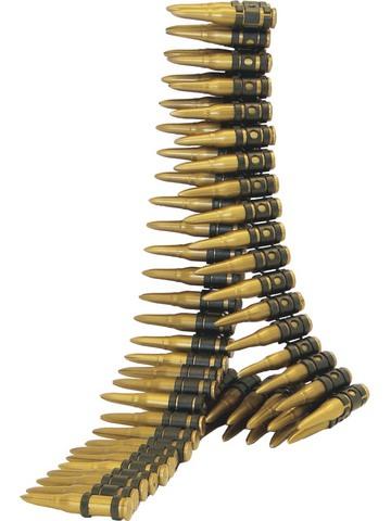 Accessorio cintura proiettili