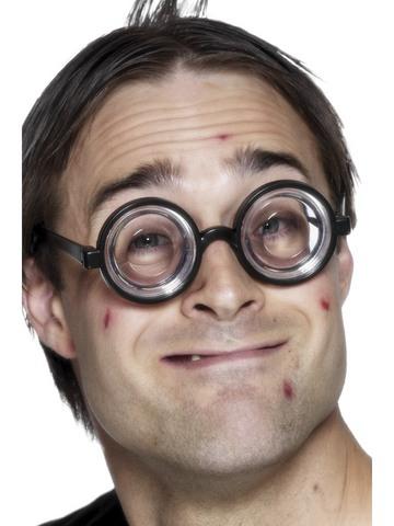 Accessorio occhiali nerd