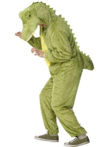 Costume coccodrillo taglia m