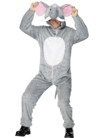 Costume elefante taglia m