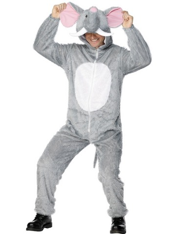 Costume elefante taglia l