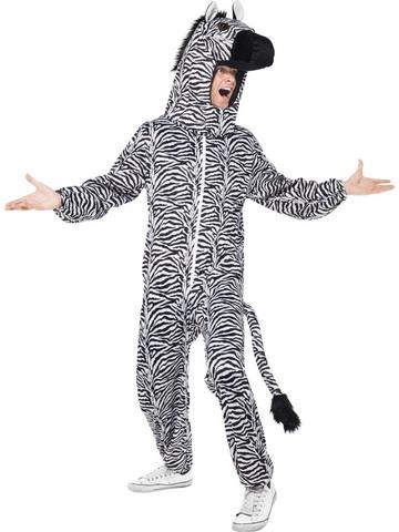 Costume zebra savana