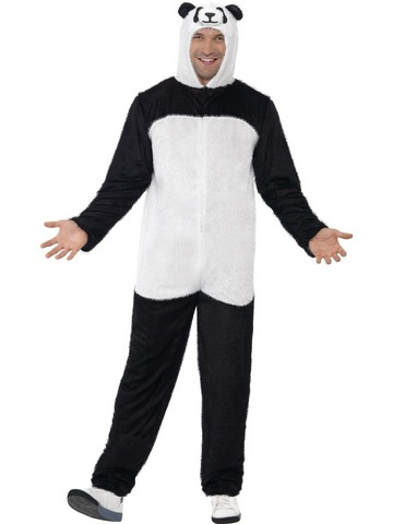 Costume panda taglia l