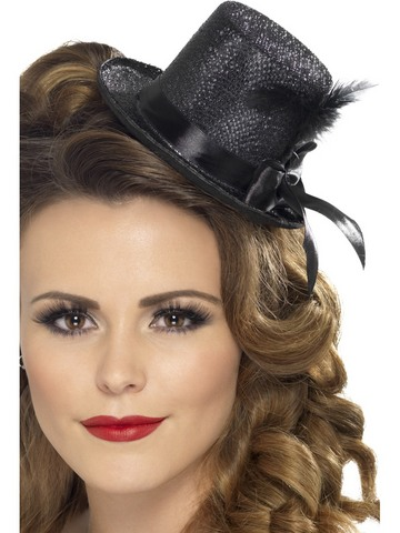 Accessorio cappello burlesque
