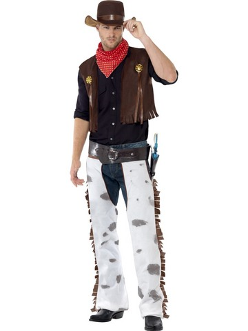 Kit cowboy del far west