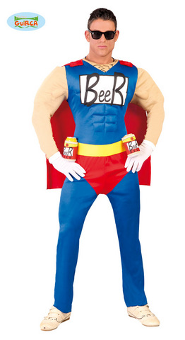 Costume       beerman