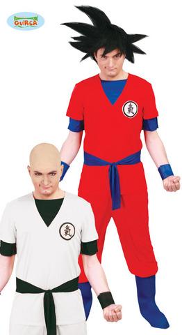 Costume guerriero dragon ball