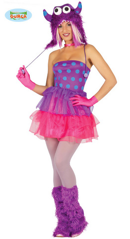 Costume monster high taglia m