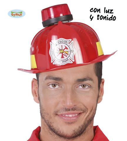 Accessorio casco pompiere