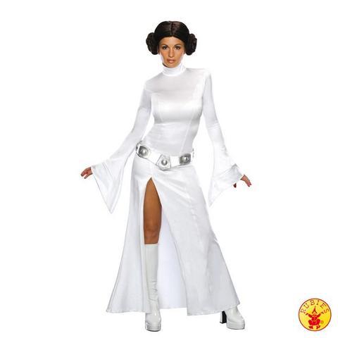 Costume principessa leila star wars taglia m