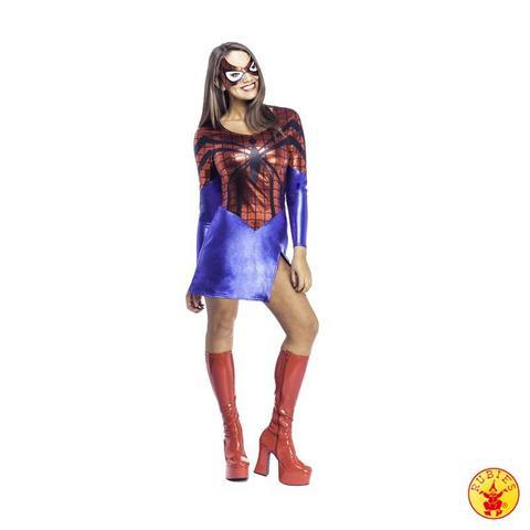 Costume spidergirl taglia s