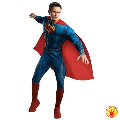 Costume superman taglia xl