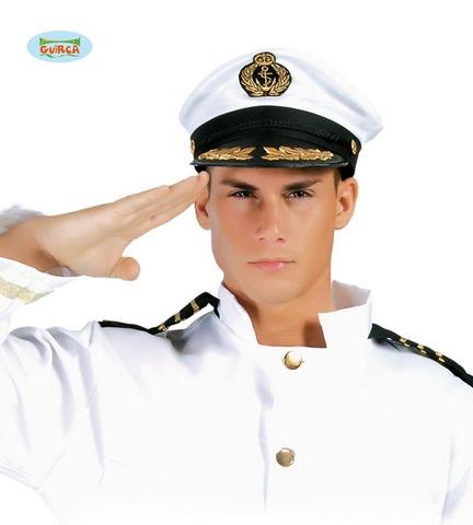 Accessorio di carnevale cappello capitano nave