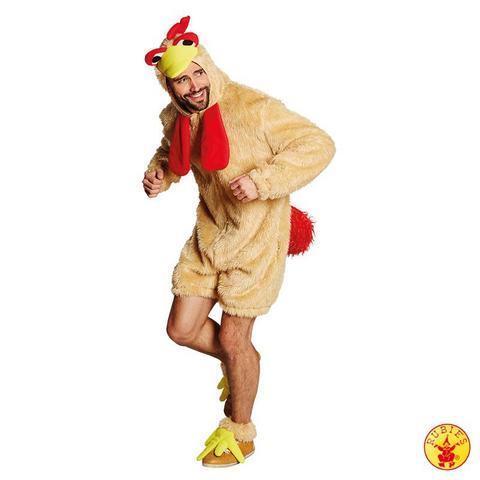 Costume peluche pollo