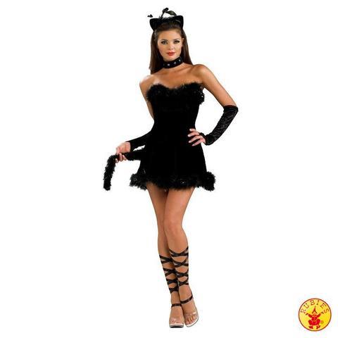 Costume gatta sexy taglia s