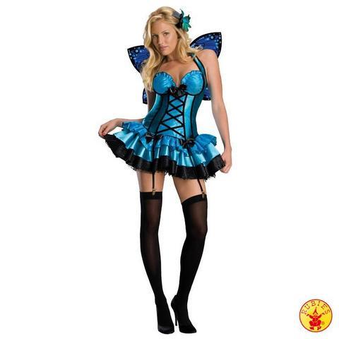 Costume farfalla sexy taglia s