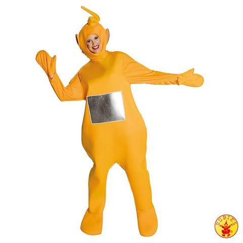 Costume teletubbies giallo