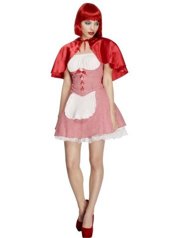 Costume cappuccetto rosso sexy taglia xs-s