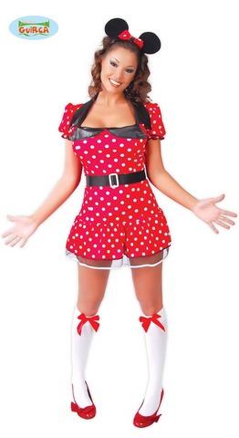 Costume Minnie Taglia M