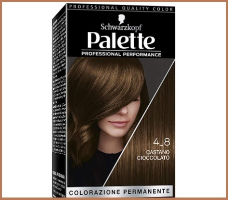 Tintura per capelli professionale