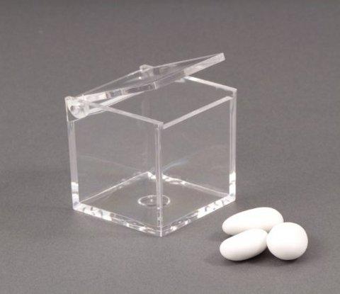 Scatola in plexiglass di varie misure