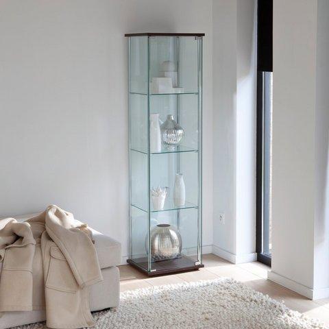 Vetrine espositive in vetro