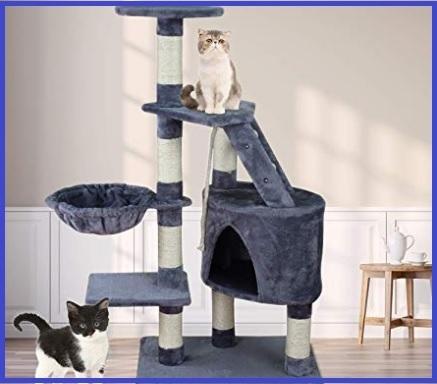 Tiragraffi per gatti morbido