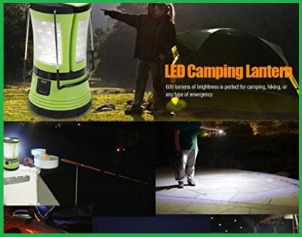 Torcia Lanterna Per Campeggio